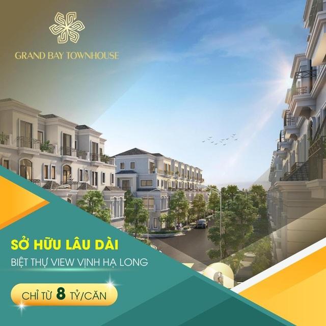 Mở bán đợt 2, Grand Bay Townhouse nhanh chóng thu hút nhiều nhà đầu tư - 3