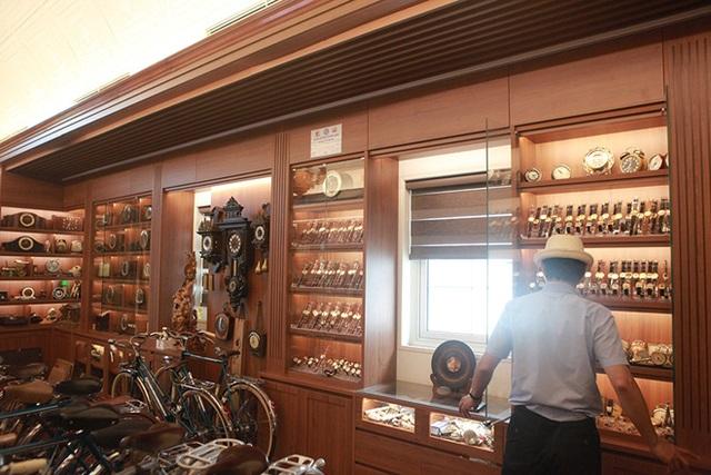 Mục sở thị bộ sưu tập đồng hồ cổ mạ vàng một thời bằng cả gia tài khủng - 14