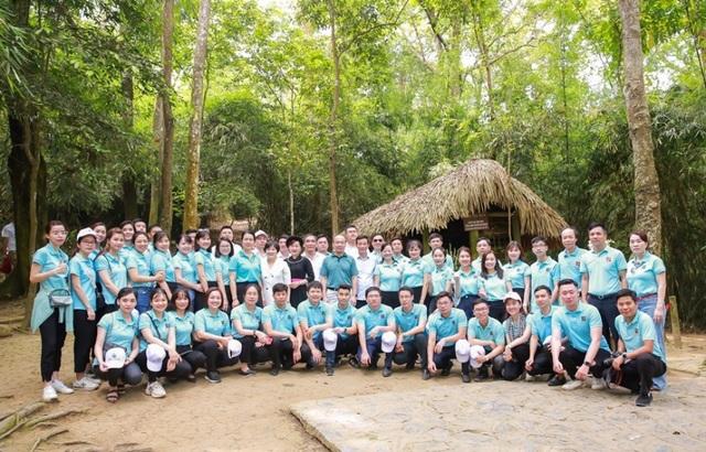 Phát động chương trình Agribank - Vì tương lai xanh, Thêm cây - Thêm sự sống - 4