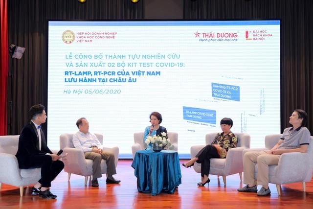 Việt Nam công bố thêm hai bộ kit chẩn đoán Covid-19 đạt chuẩn quốc tế - 3