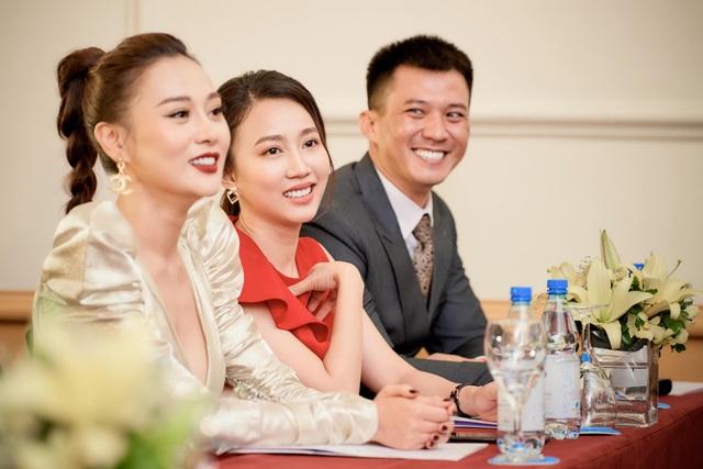 """Hồng Loan: """"Không có chuyện tôi với Tiến Linh không nhìn mặt nhau nữa"""" - 2"""