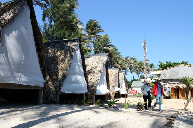 Quảng Ngãi: Độc đáo mô hình du lịch homestay ở Lý Sơn - 1