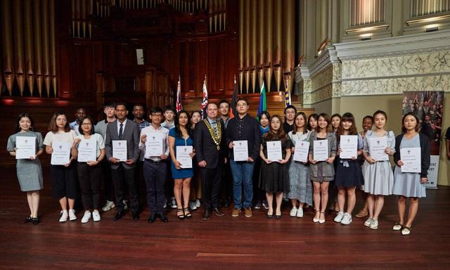Cô gái Long An trở thành Đại sứ sinh viên thành phố Brisbane - 5