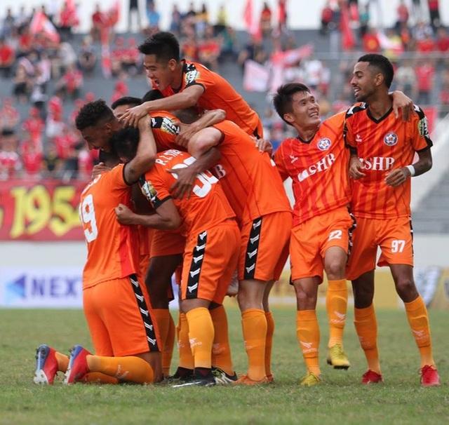 Nc247info tổng hợp: HLV Lê Huỳnh Đức tìm được chiến thắng đầu tay ở V-League 2020
