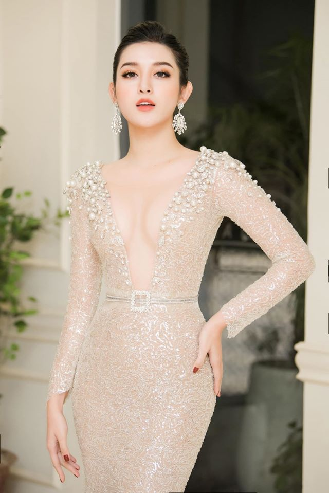 Tình duyên, nhan sắc của Top 3 Hoa hậu Việt Nam 2014 sau 6 năm - 14
