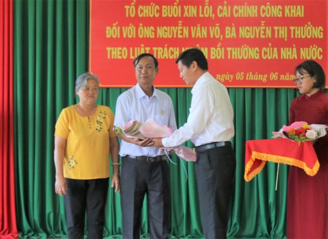 Hai vợ chồng mang án oan tại Đắk Nông làm đơn yêu cầu bồi thường - 2