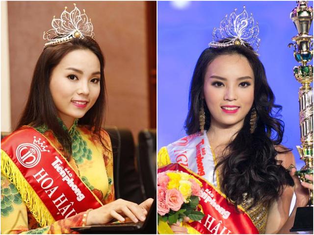 Tình duyên, nhan sắc của Top 3 Hoa hậu Việt Nam 2014 sau 6 năm - 2
