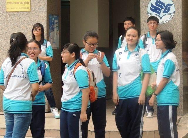 TPHCM: Thông tin tuyển sinh lớp 10 mới nhất của trường Phổ thông Năng khiếu - 1