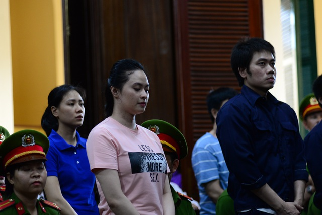 Nhiều đối tượng đang bị điều tra trong vụ hot girl Ngọc Miu - 1