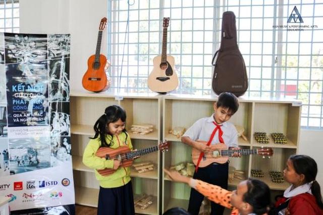 Tặng phòng âm nhạc cho trường học - 2