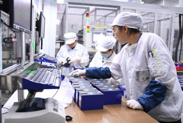 Trung Quốc sản xuất thành công pin xe điện triệu dặm - 2
