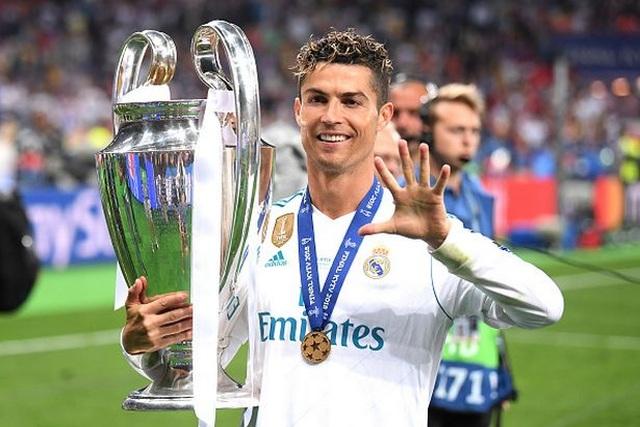 C.Ronaldo sẽ đi đâu nếu rời Juventus mùa hè này? - 2
