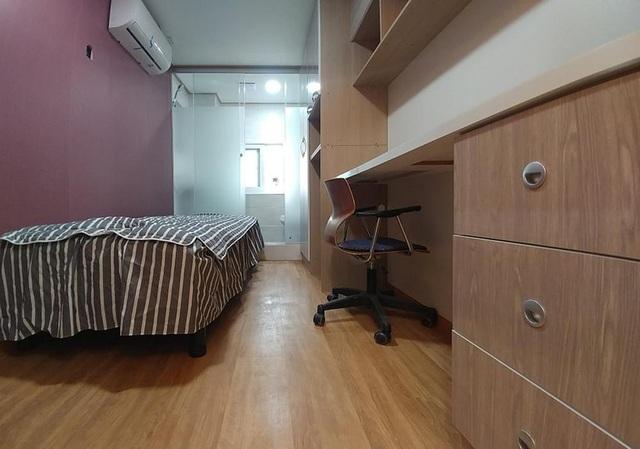 Bên trong những hộp diêm 3m2 dành cho người nghèo ở Hàn Quốc, Nhật Bản - 2
