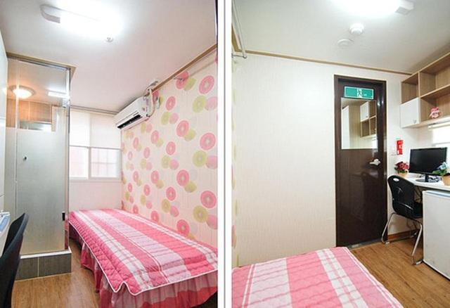 Bên trong những hộp diêm 3m2 dành cho người nghèo ở Hàn Quốc, Nhật Bản - 8