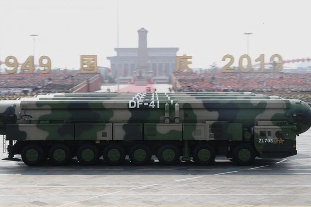 """""""Chiến trường mới"""" trong cuộc đối đầu Mỹ - Trung - 1"""