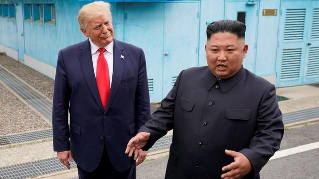 Triều Tiên cảnh báo Mỹ điều khủng khiếp nếu can thiệp vấn đề liên Triều - 1