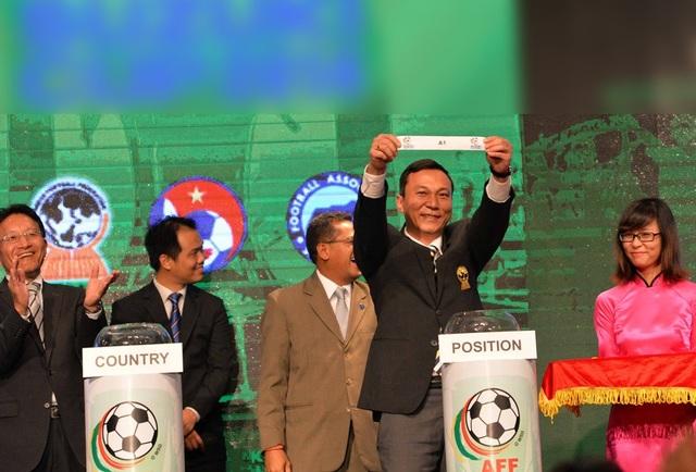 Nc247info tổng hợp: Liên đoàn bóng đá Đông Nam Á tin Việt Nam sẽ tổ chức tốt AFF Cup 2020