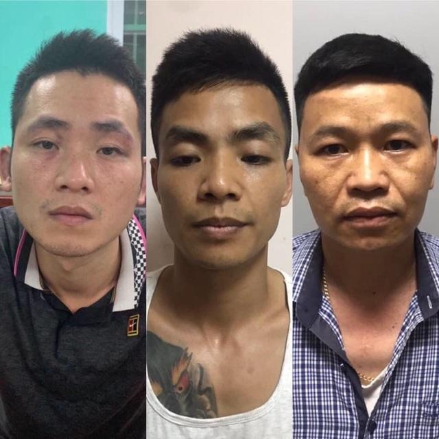Hà Nội: Trùm cá độ bóng đá qua mạng bị bắt, thu giữ súng K59 - 1