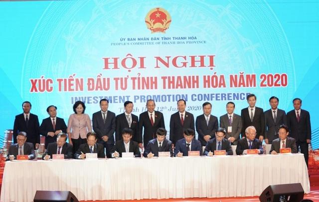 Gần 15 tỷ USD đăng ký vào Thanh Hóa tại hội nghị xúc tiến đầu tư - 4