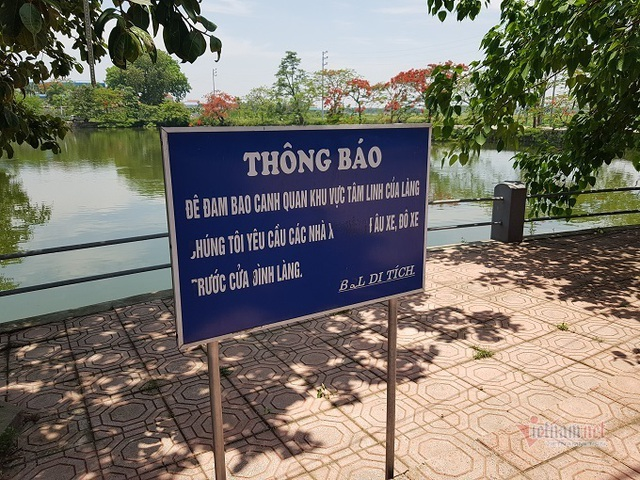 Chốn bình yên trong ngôi làng cổ ít người biết ở Hà Nội - 11