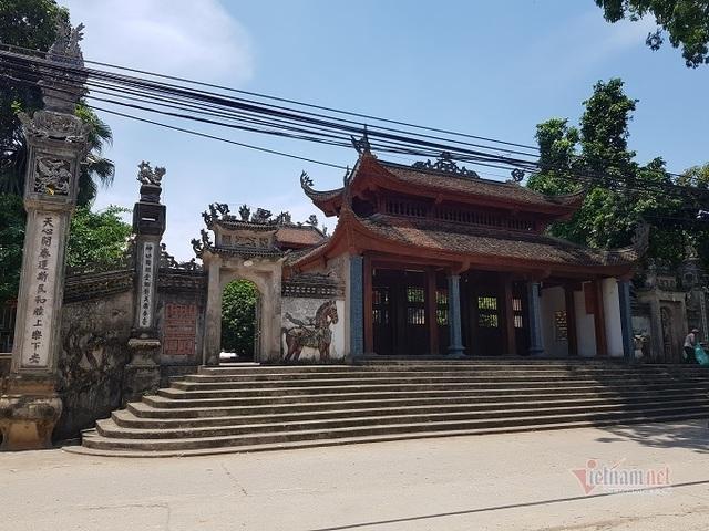 Chốn bình yên trong ngôi làng cổ ít người biết ở Hà Nội - 9