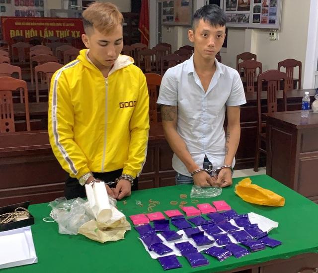 Vận chuyển hơn 6.000 viên ma túy về xuôi bằng taxi với giá 5 triệu đồng - 1