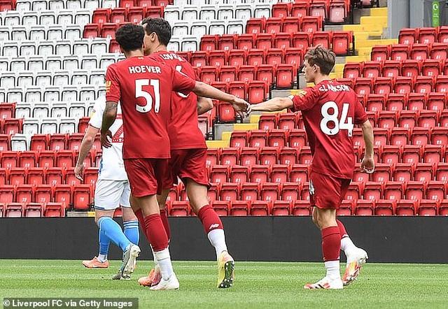 Thắng Blackburn 6-0, Liverpool sẵn sàng giành chức vô địch Premier League - 3