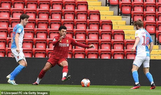 Thắng Blackburn 6-0, Liverpool sẵn sàng giành chức vô địch Premier League - 6