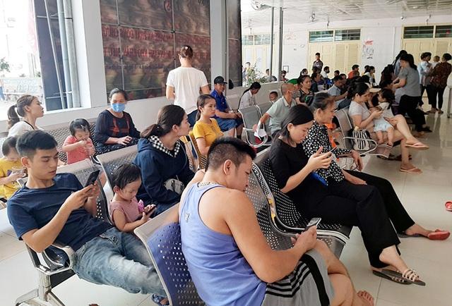 Nghệ An: Gia tăng trẻ nhập viện trong những ngày nắng nóng - 2