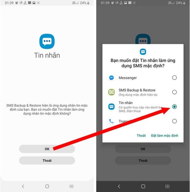 Hướng dẫn sao lưu và phục hồi tin nhắn, nhật ký cuộc gọi trên smartphone - 9