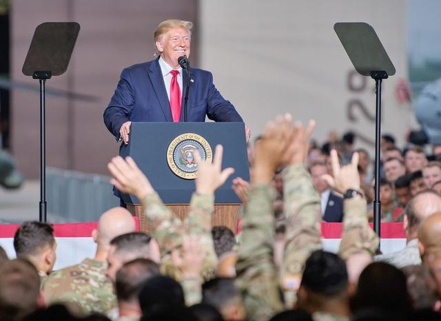 """Sau Đức, ông Trump tính rút quân khỏi Hàn Quốc, Nhật Bản vì """"mệt mỏi"""" - 1"""