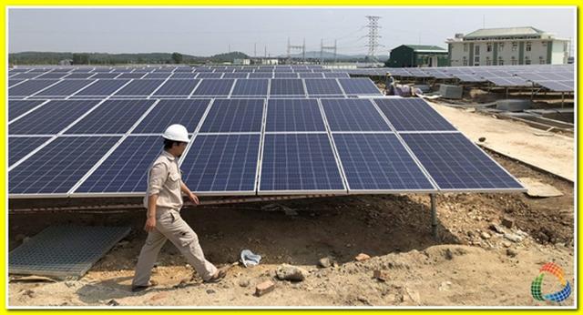 Việt Nam Solar lần đầu tiên ứng dụng thành công mô hình điện mặt trời ESCO - 1