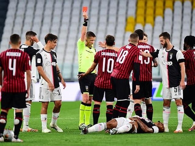 C.Ronaldo đá hỏng phạt đền, Juventus vẫn lọt vào chung kết Coppa Italia - 2
