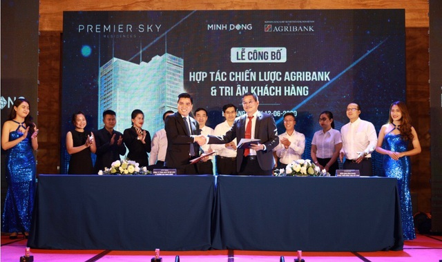 Premier Sky Residences công bố đơn vị hợp tác chiến lược – ngân hàng Agribank CN Đà Nẵng - 1
