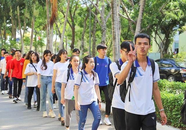 Trường ĐH Trà Vinh công bố 5 phương án tuyển sinh 2020 - 1