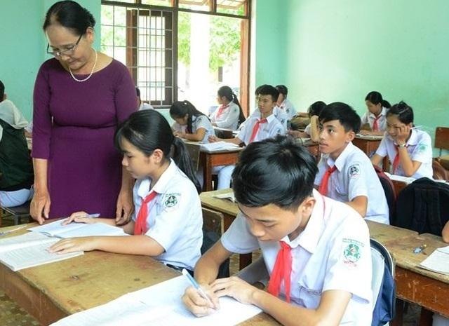 Quảng Ngãi: Nhiều học sinh chọn trường nghề - 1
