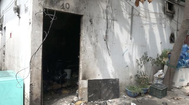 Công an TPHCM họp báo vụ đốt phòng trọ làm 3 người chết - 1