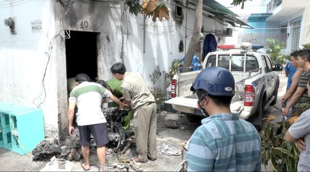 Công an TPHCM họp báo vụ đốt phòng trọ làm 3 người chết - 4