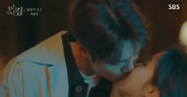 """""""Quân vương bất diệt"""" kết thúc với nụ hôn ngọt của Lee Min Ho và Kim Go Eun - 1"""