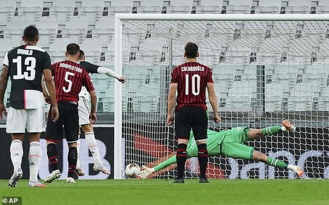C.Ronaldo sắp đạt hiệu suất đá hỏng penalty như Messi - 1