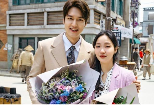 """""""Quân vương bất diệt"""" kết thúc với nụ hôn ngọt của Lee Min Ho và Kim Go Eun - 3"""