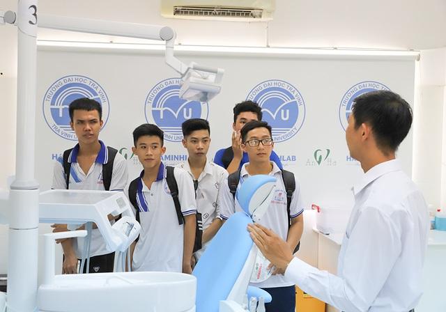 Trường ĐH Trà Vinh công bố 5 phương án tuyển sinh 2020 - 2