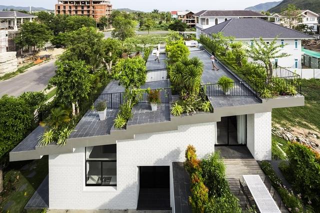 Những ngôi nhà phủ cây xanh, mỗi buổi sáng chim hót líu lo như trong rừng - 4
