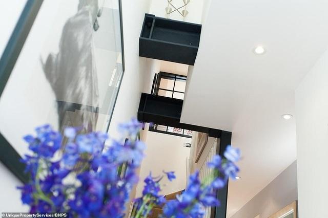 Nhà mỏng nhất London gây sốc khi được rao bán với giá hơn 55 tỷ đồng - 2