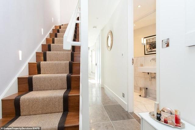 Nhà mỏng nhất London gây sốc khi được rao bán với giá hơn 55 tỷ đồng - 6