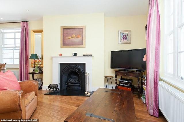 Nhà mỏng nhất London gây sốc khi được rao bán với giá hơn 55 tỷ đồng - 7