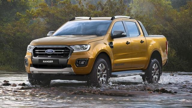 Ford Ranger vẫn là vua bán tải tháng 5/2020 dù dính lỗi chảy dầu động cơ - 1