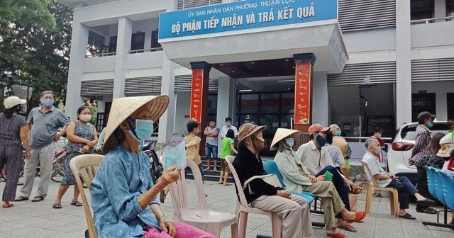 Thừa Thiên Huế: Hơn 1.400 lao động tự do nhận hỗ trợ từ gói 62.000 tỷ đồng - 1