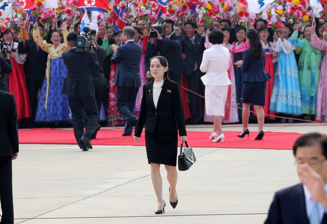 Em gái ông Kim Jong-un cảnh báo hành động quân sự với Hàn Quốc - 1