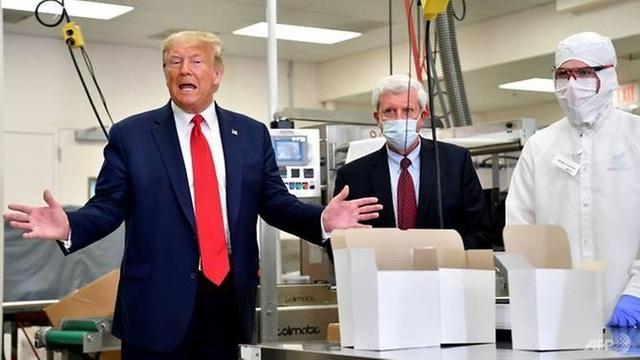 Liệu quân bài kinh tế Mỹ có giữ được ghế cho ông Trump? - 1